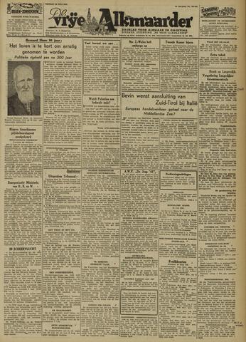 De Vrije Alkmaarder 1946-07-26