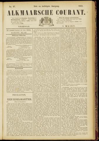 Alkmaarsche Courant 1881-03-04