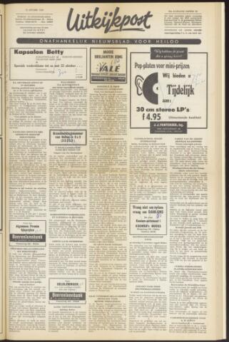Uitkijkpost : nieuwsblad voor Heiloo e.o. 1969-10-15