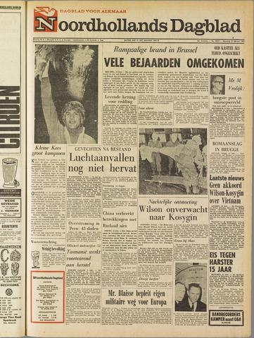 Noordhollands Dagblad : dagblad voor Alkmaar en omgeving 1967-02-13