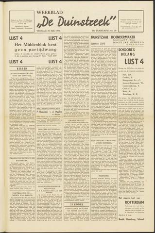 De Duinstreek 1946-07-26