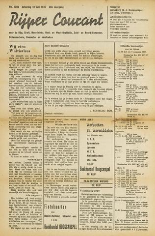 Rijper Courant 1947-07-19