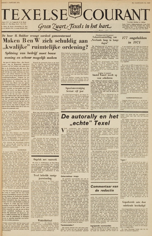 Texelsche Courant 1972