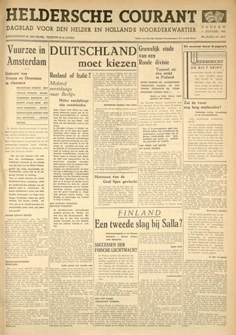 Heldersche Courant 1940-01-05