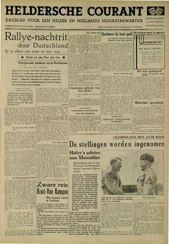 Heldersche Courant 1939-01-12