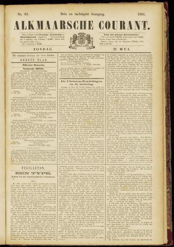 Alkmaarsche Courant 1881-05-22