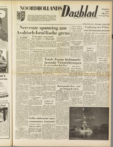Noordhollands Dagblad : dagblad voor Alkmaar en omgeving 1954-03-19