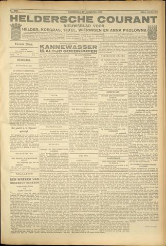 Heldersche Courant 1927-08-25