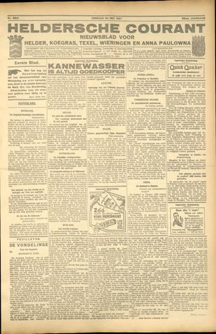 Heldersche Courant 1927-05-24