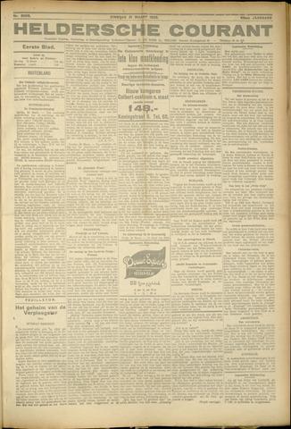 Heldersche Courant 1925-03-31