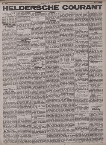 Heldersche Courant 1917-09-29