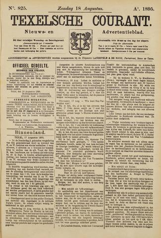 Texelsche Courant 1895-08-18