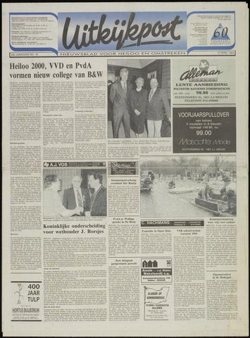Uitkijkpost : nieuwsblad voor Heiloo e.o. 1994-04-13