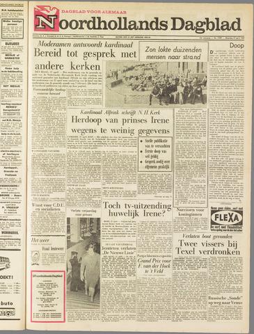 Noordhollands Dagblad : dagblad voor Alkmaar en omgeving 1964-04-27
