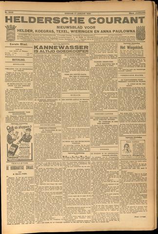 Heldersche Courant 1928-01-17