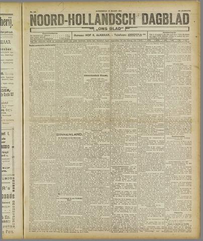 Ons Blad : katholiek nieuwsblad voor N-H 1921-03-17