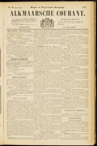 Alkmaarsche Courant 1897-03-28