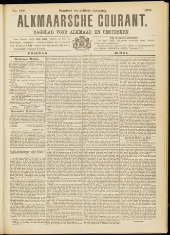 Alkmaarsche Courant 1906-05-25