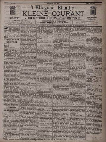 Vliegend blaadje : nieuws- en advertentiebode voor Den Helder 1896-07-04