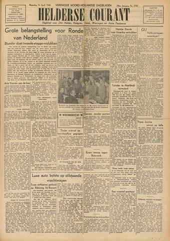 Heldersche Courant 1948-04-26