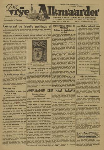 De Vrije Alkmaarder 1946-01-21