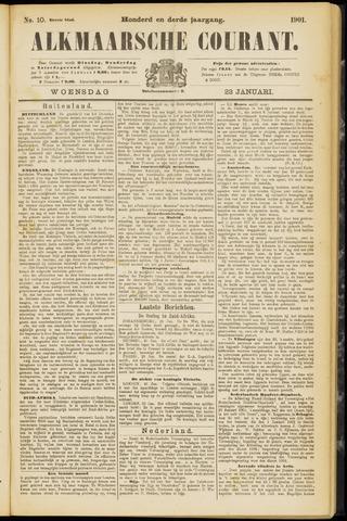 Alkmaarsche Courant 1901-01-23