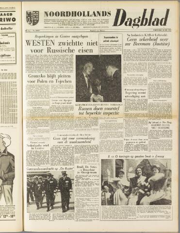 Noordhollands Dagblad : dagblad voor Alkmaar en omgeving 1959-05-13