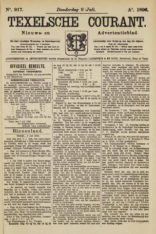 Texelsche Courant 1896-07-09