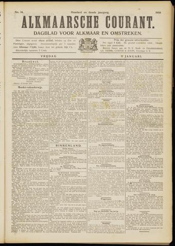 Alkmaarsche Courant 1908-01-17