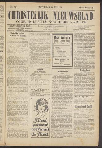 Nieuwe Langedijker Courant 1930-05-24