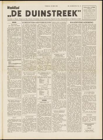 De Duinstreek 1953-05-29