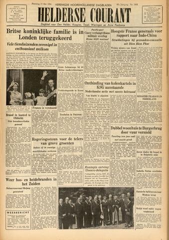Heldersche Courant 1954-05-17