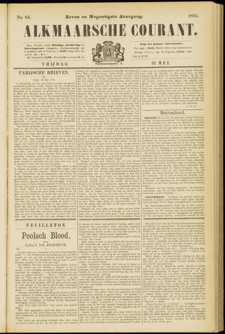 Alkmaarsche Courant 1895-05-31