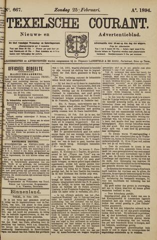 Texelsche Courant 1894-02-25