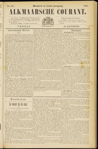 Alkmaarsche Courant 1899-08-25