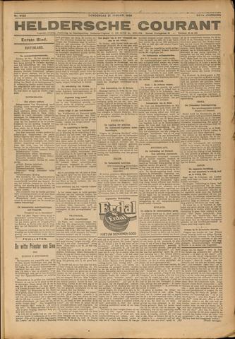 Heldersche Courant 1926-01-21