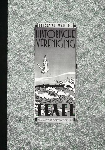 Uitgave Historische Vereniging Texel 1998-09-01