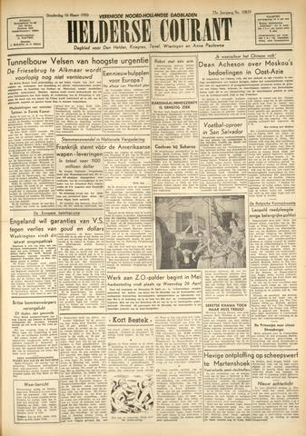 Heldersche Courant 1950-03-16