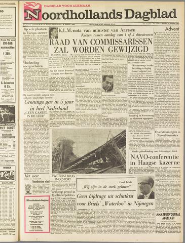 Noordhollands Dagblad : dagblad voor Alkmaar en omgeving 1963-12-14