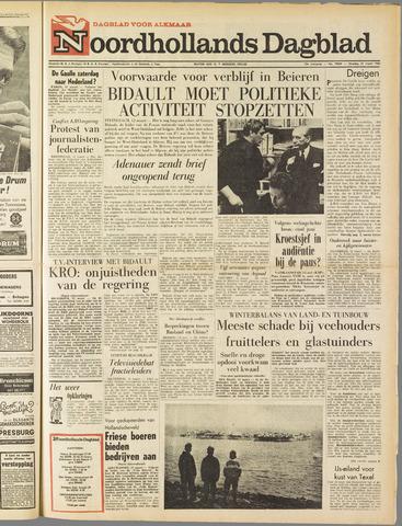 Noordhollands Dagblad : dagblad voor Alkmaar en omgeving 1963-03-12