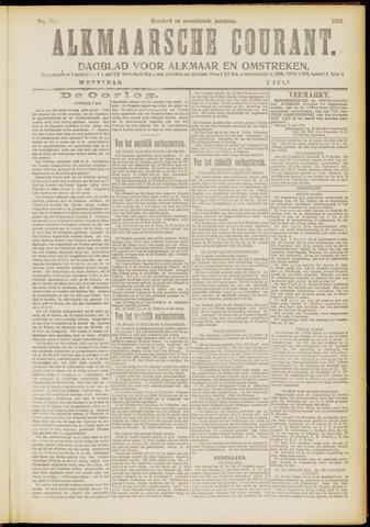 Alkmaarsche Courant 1915-07-07