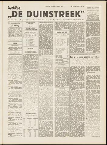 De Duinstreek 1953-09-11