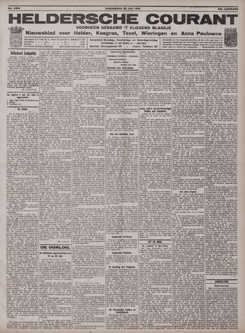 Heldersche Courant 1915-07-22