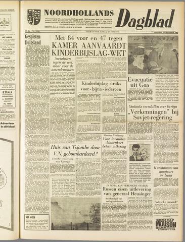 Noordhollands Dagblad : dagblad voor Alkmaar en omgeving 1961-12-13