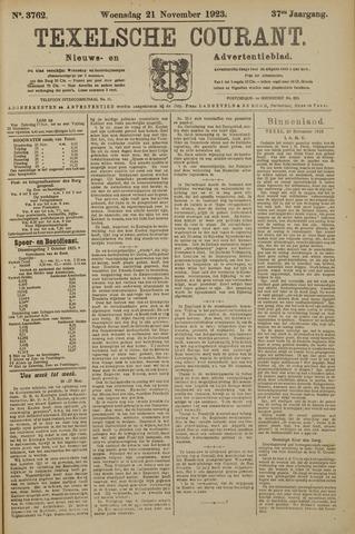 Texelsche Courant 1923-11-21