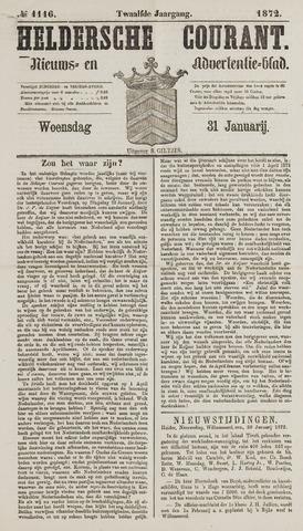 Heldersche Courant 1872-01-31