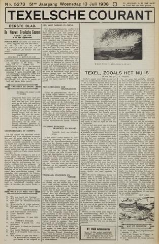 Texelsche Courant 1938-07-13
