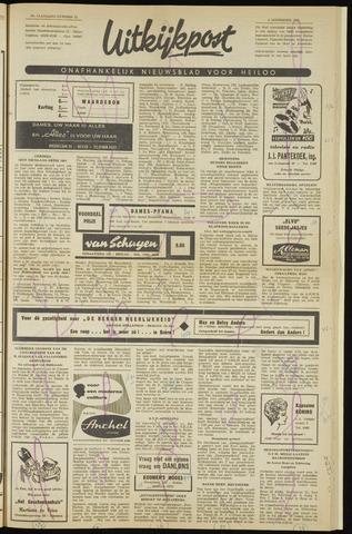 Uitkijkpost : nieuwsblad voor Heiloo e.o. 1961-11-02