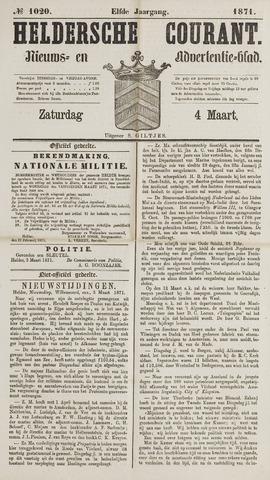 Heldersche Courant 1871-03-04