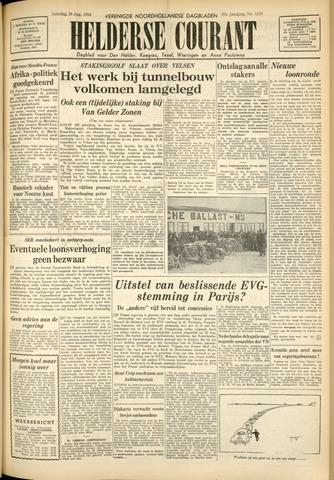 Heldersche Courant 1954-08-28